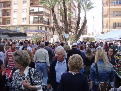 Sábados mercado. Orihuela