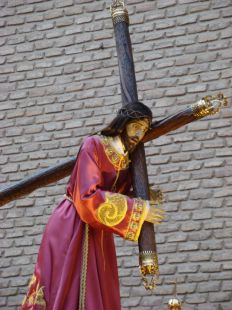 PROCESI�N DE SAN NICOL�S DE BARI (MURCIA)