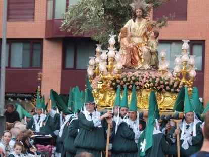 Domingo de Ramos en Murcia