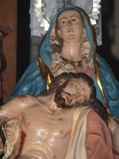 Jueves Santo en Algezares