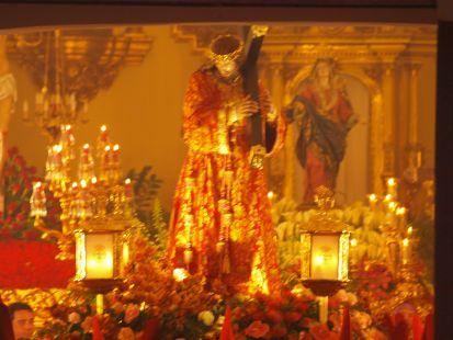 Iglesia de la Plaza de las Flores