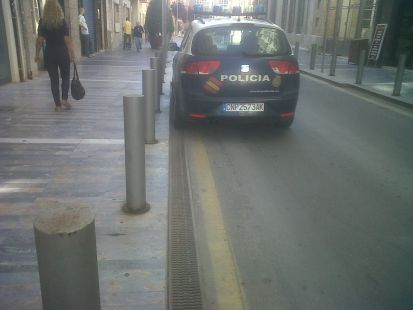 As� se estaciona