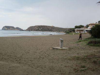 Playas Águilas