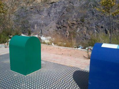 Cartones y escombros (El Esparragal)