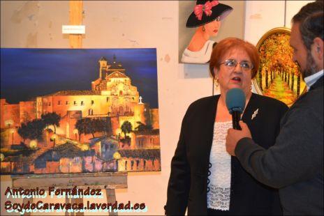 EXPOSICI�N ALUMNOS DE MARTINA