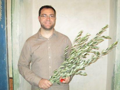 Nombramiento caballero de la Orden de Lanzadores Huesos Oliva 2013