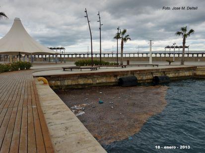 Basura Zona Volvo Alicante
