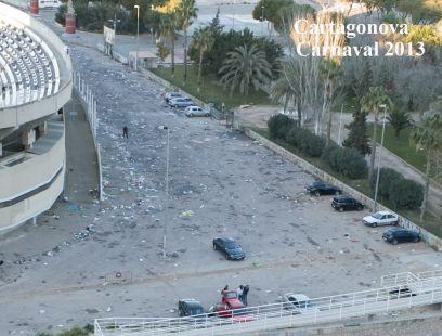 El basurero de Cartagena