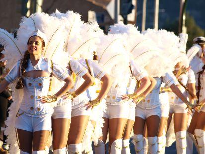 Carnaval Barrio del Progreso