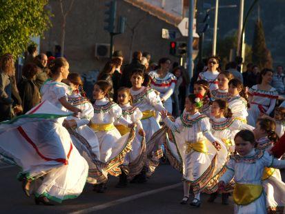 Carnaval en el Barrio del Progreso