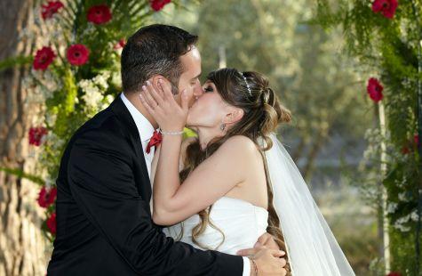�Enhorabuena, Elena y Jos� David!