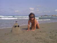 Día de playa con POU