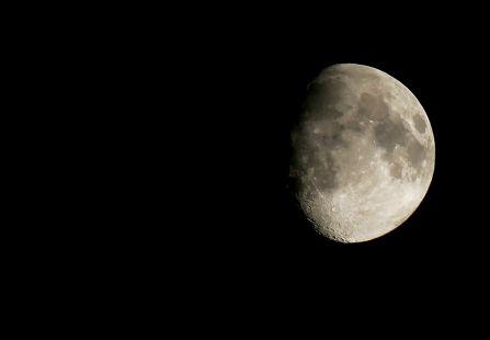 Luna en La Manga