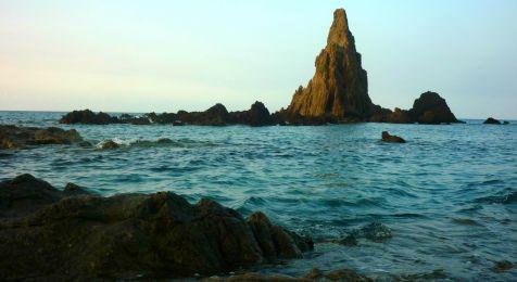 Arrecife  con sirenas