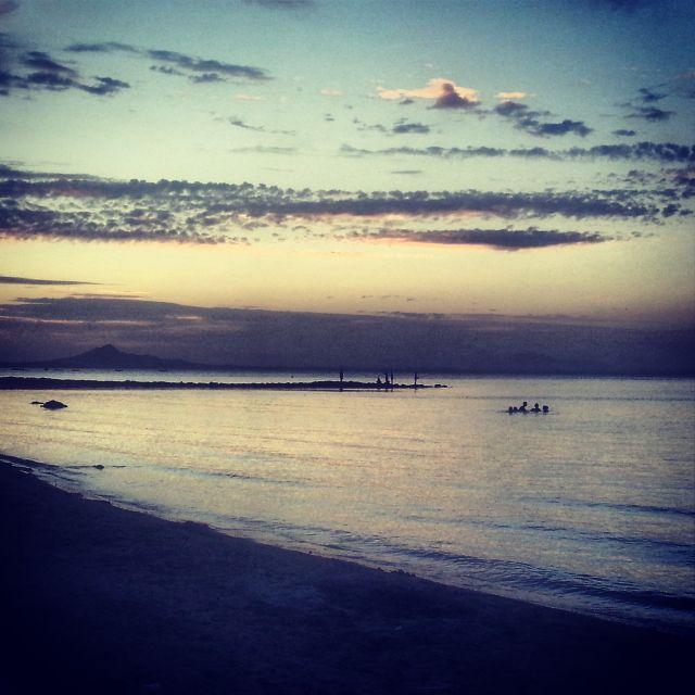 Calma en el Mar Menor