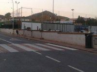 Colegio SIN valla en Mazarrón