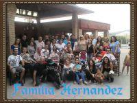 Reunión de la familia Hernández