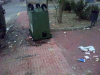 Abandono de jardines en Las Torres de Cotillas