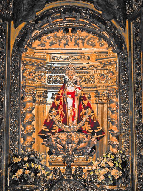 La Virgen de la Fuensanta, nuestra patrona