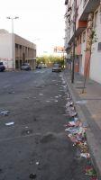Salud y basura en Alcantarilla